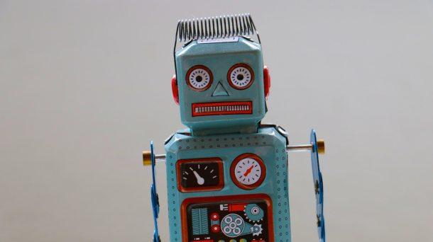 robot tin