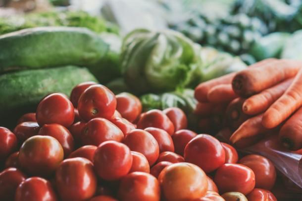 vegetables startup