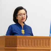 Ms. Armida Salsiah Alisjahbana is Under-Secretary-General of the United Nations and Executive Secretary of the United Nations Economic and Social Commission for Asia and the Pacific (ESCAP). (Credit: ESCAP)