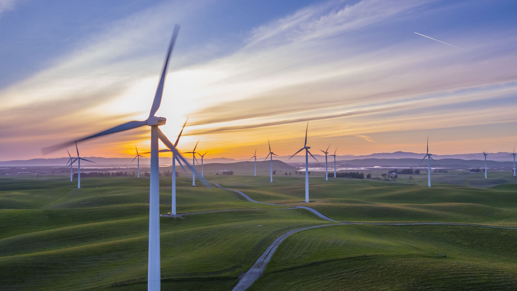 Turning Europe into a giant wind farm could power the entire