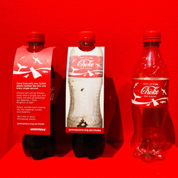 5 ways Coca-Cola is cleaning up its plastic footprint in