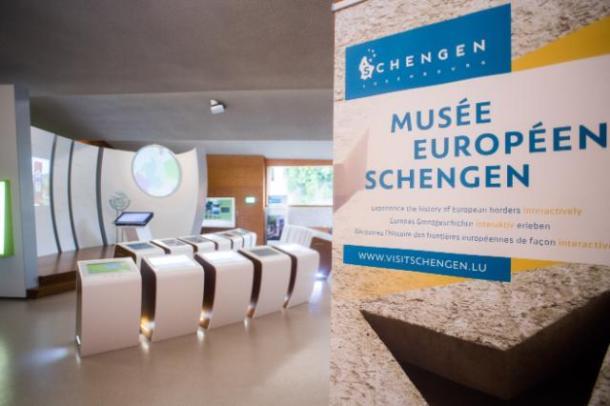 museum schengen