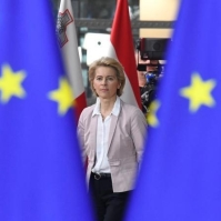 Ursula Von Der Leyen, President-elect of the European Commission. European Union, 2019 Source: EC - Audiovisual Service