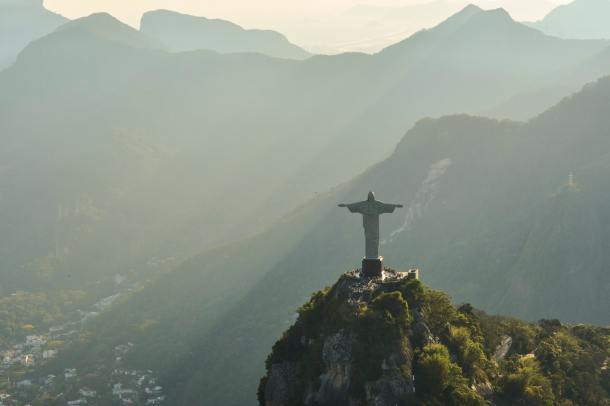 brazil christ