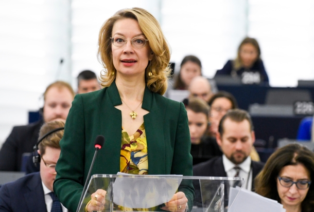 Plenary session-  Preparation of the European Council meeting of 12 and 13 December 2019
