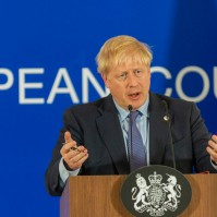 Boris Johnson, UK Prime Minister (Credit: European Union)