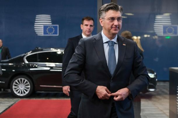 croatian prime minister