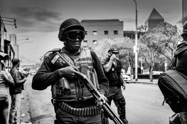 Africa army