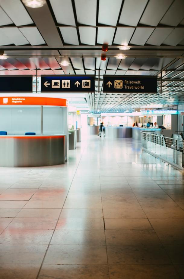 covid airport