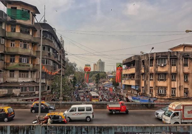 Mumbai rush hour