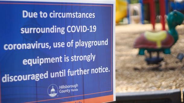 playground covid