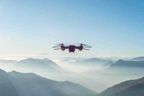 drones covid