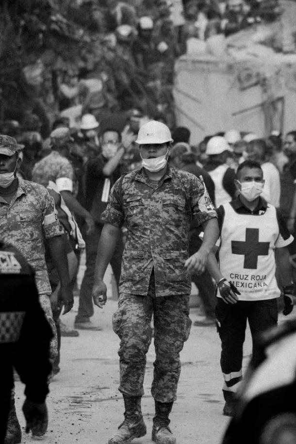 humanitarian agencies