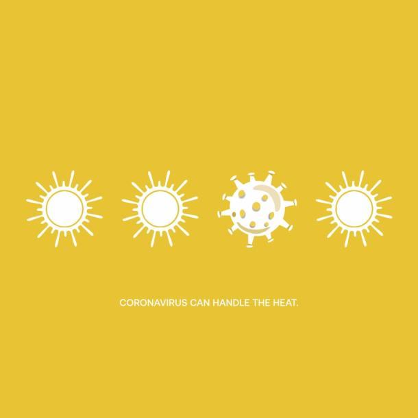 coronavirus heat