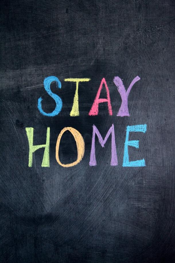 covid stay home