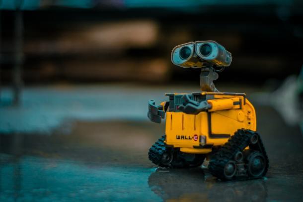 robots walle