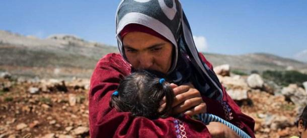 refugees syria un