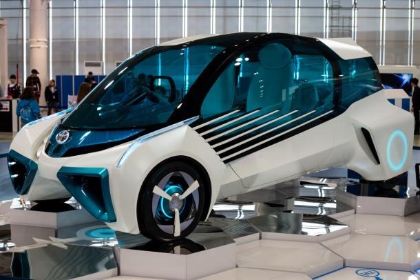 hydrogen 2020