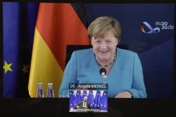 Merkel 2021