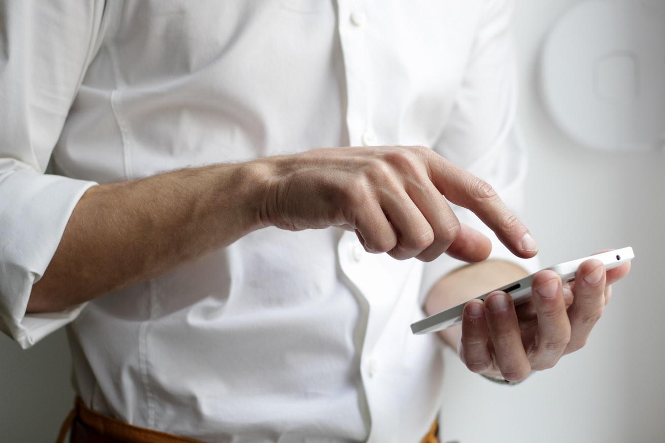 Changes in app usage behavior